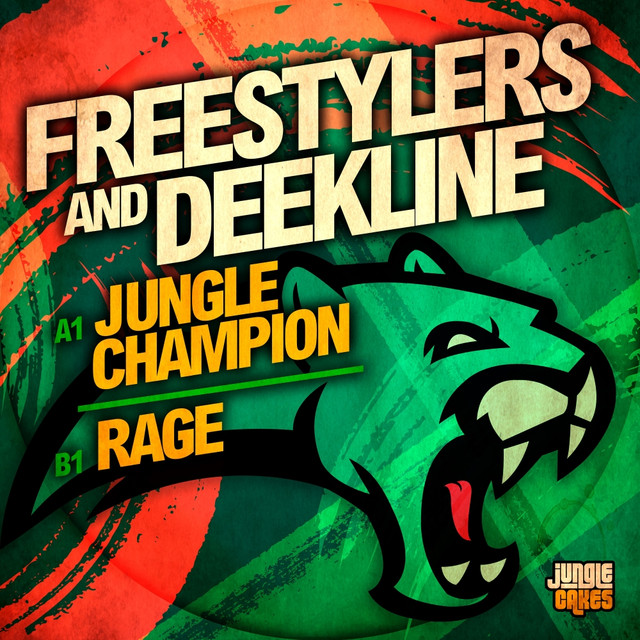 Jungle Champion / Rage