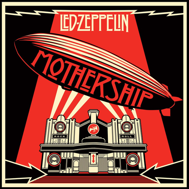 Led Zeppelin Mothership (Remastered) album cover