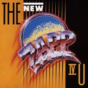 The New Zapp IV U Albumcover
