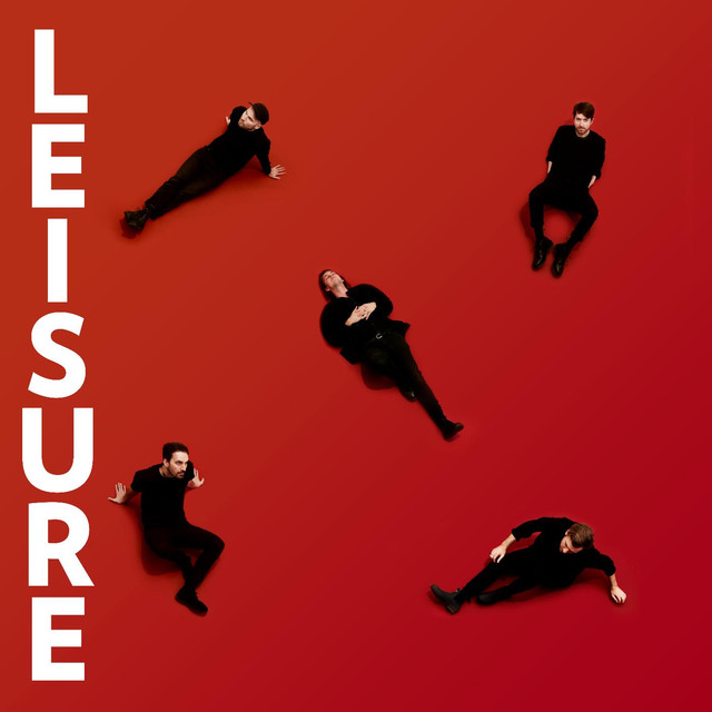 Album cover for Leisure by Leisure