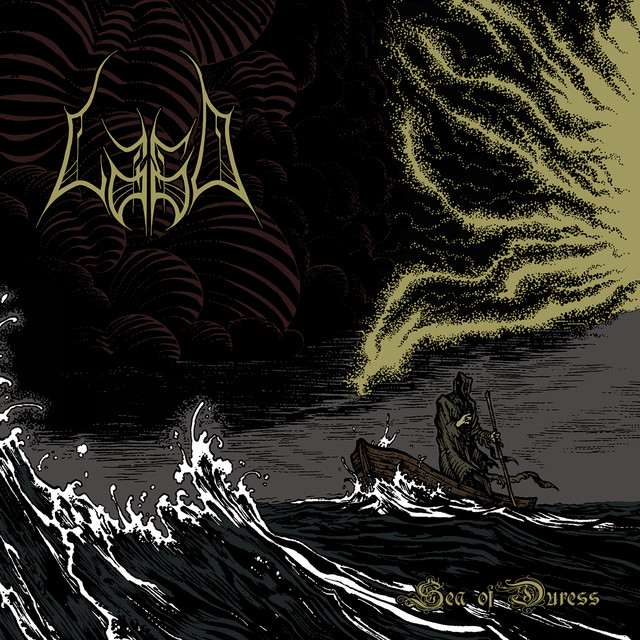Album cover for Sea of Duress by Lago