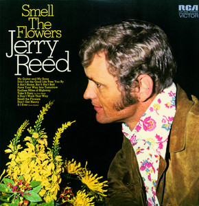 Jerry Reed Huggin' and Chalkin' cover