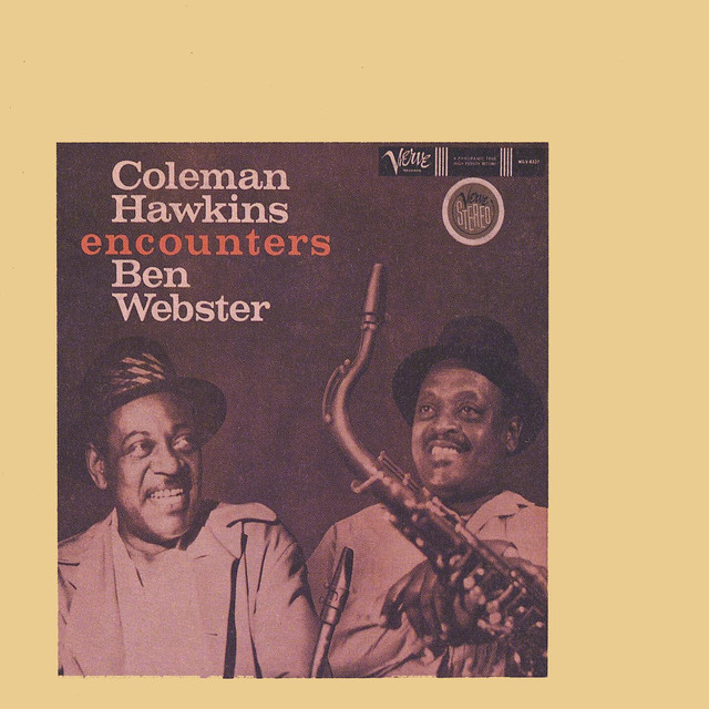 Coleman Hawkins Encounters Ben Webster (Expanded Edition)