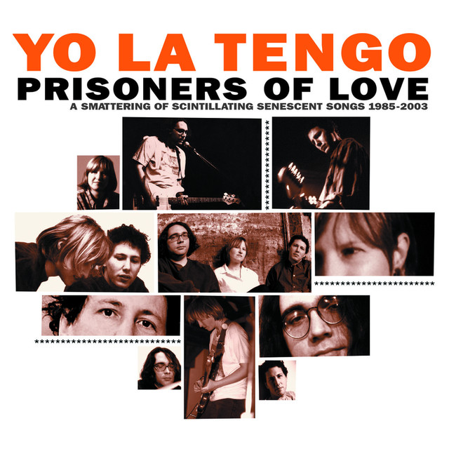 Prisoners of Love: A Smattering Of Scintillating Senescent Songs 1985-2003 plus A Smattering Of Outtakes And Rarities