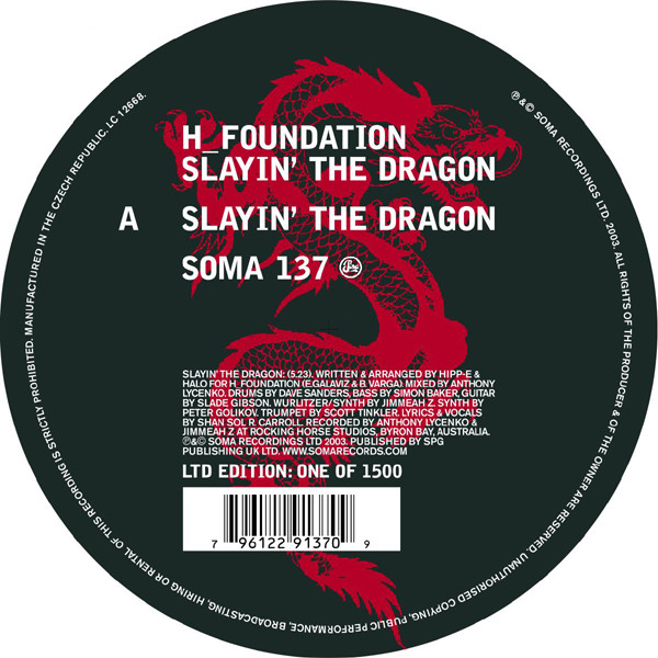 Slayin The Dragon