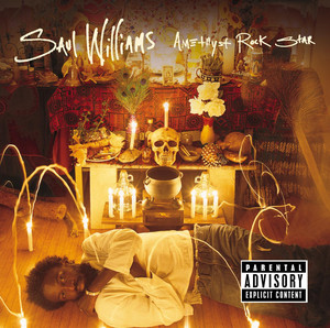 Saul Williams Fearless cover