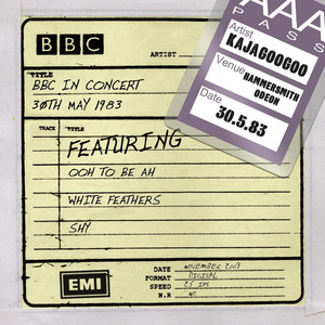 BBC In Concert [30th May 1983, Live at the Hammersmith Odeon]