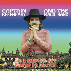 Captain Beefheart Moonlight on Vermont cover