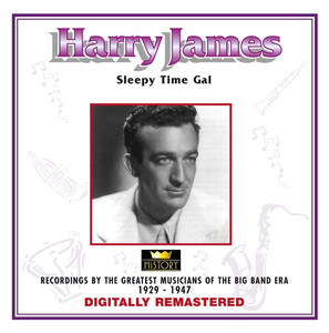 Harry James Who Told You I Cared? cover