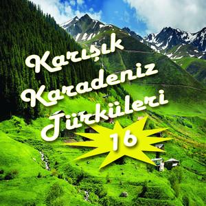 Karışık Karadeniz Türküleri, No. 16 Albümü