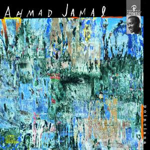 Album cover for Poinciana by Ahmad jamal
