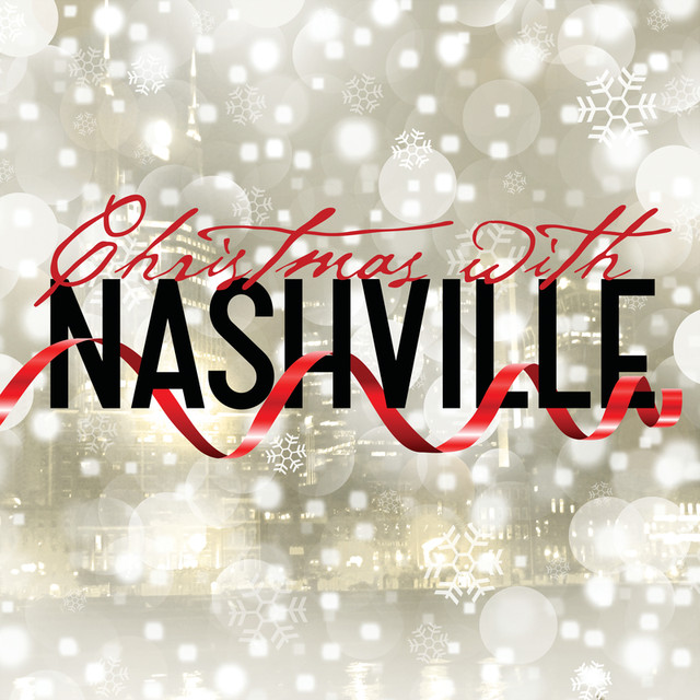 Nashville Cast Christmas with Nashville album cover