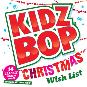 Kidz Bop Christmas Wish List album