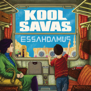 Kool Savas Polina Surrender cover