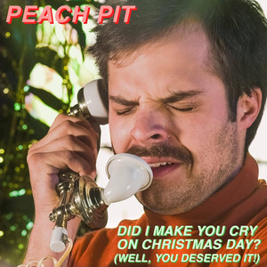 Did I Make You Cry on Christmas Day?  - PEACH-PIT