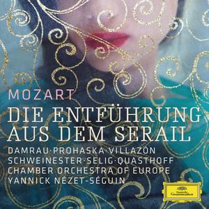 Mozart: Die Entführung aus dem Serail (Live) album