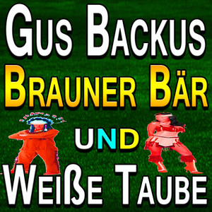 Gus Backus Sauerkraut Polka cover