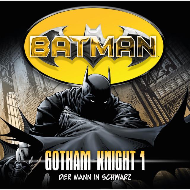 Gotham Knight, Folge 1: Der Mann in Schwarz Cover