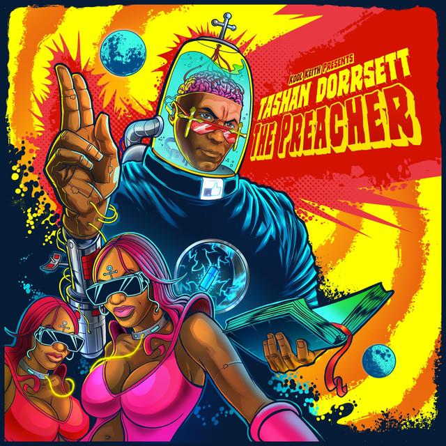 Tashan Dorrsett / The Preacher