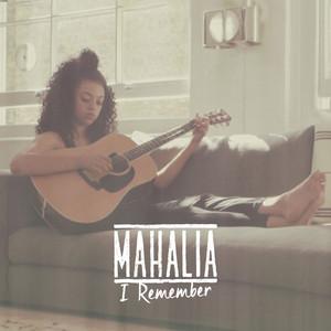 Mahalia I Remember cover