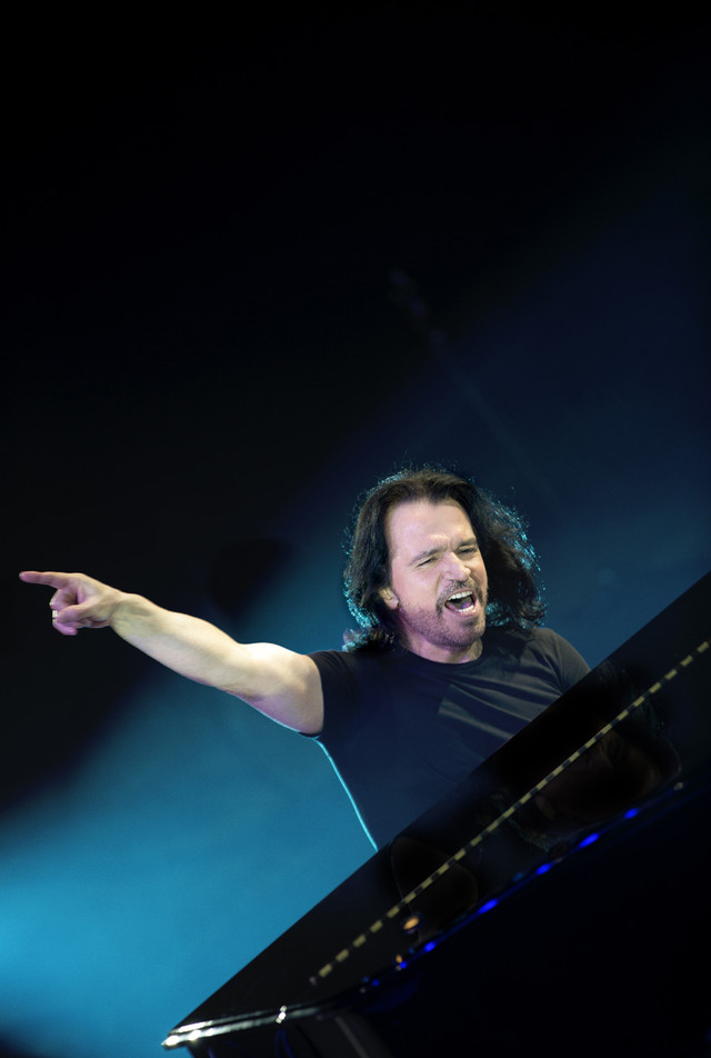 Q&A with Yanni