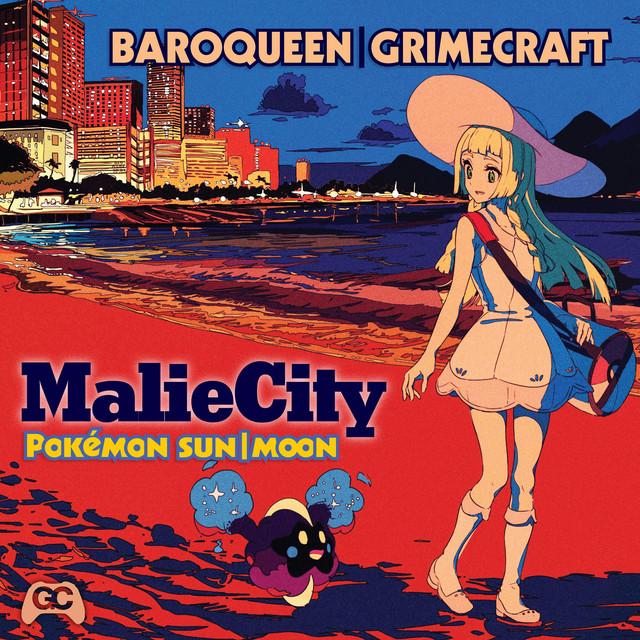 """Malie City [From """"Pokemon Sun & Moon""""]"""