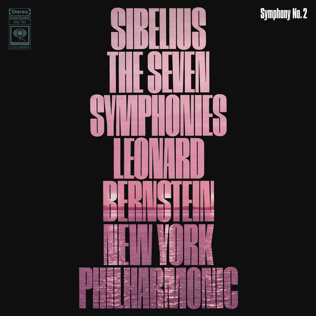 Sibelius: Symphony No. 2 in D Major, Op. 43 Albumcover