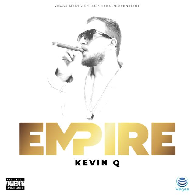Album cover for Empire by Kevin Q