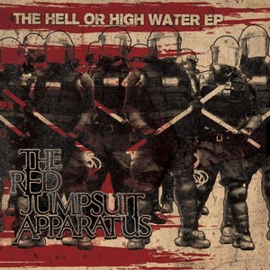 The Hell or High Water EP - Deluxe Edition Albumcover