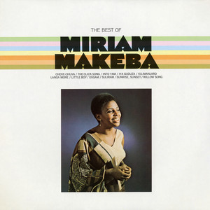 Miriam Makeba Sunrise, Sunset cover