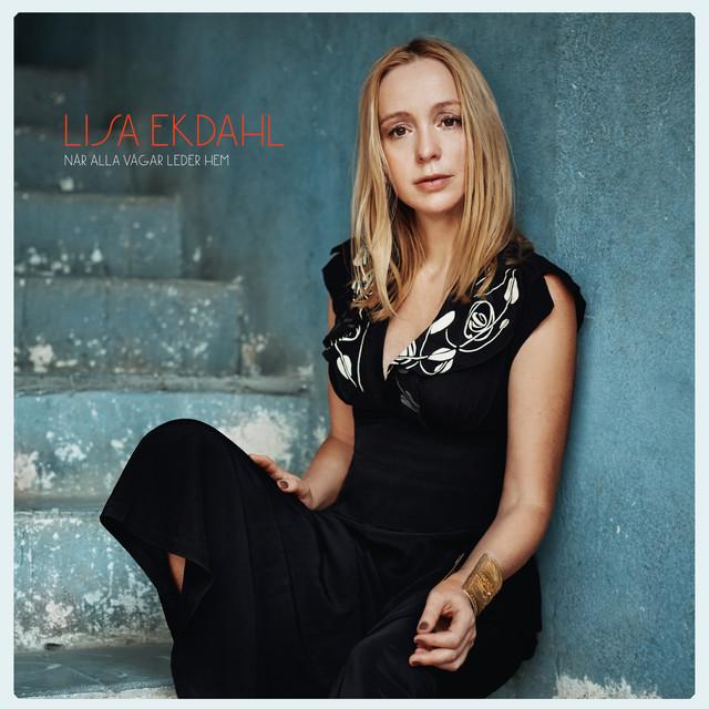 Skivomslag för Lisa Ekdahl: När Alla Vägar Leder Hem