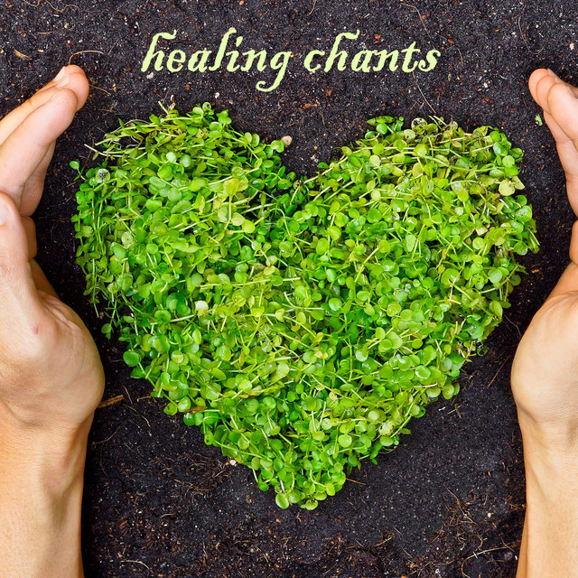 Healing Chants Albumcover