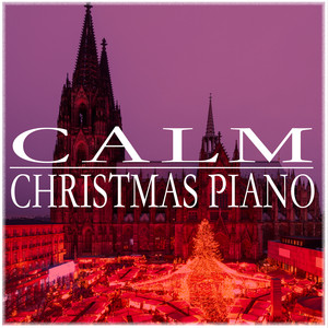 Calm Christmas Piano Albumcover