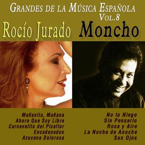 Grandes de la Música Española Vol. 8 album