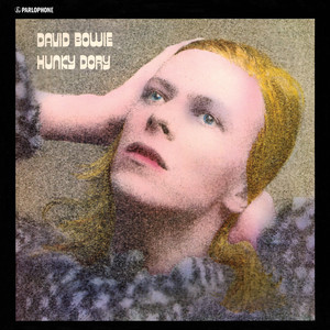 Hunky Dory (2015 Remastered Version) Albumcover