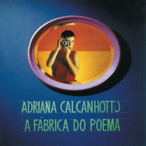 Adriana Calcanhotto Metade cover