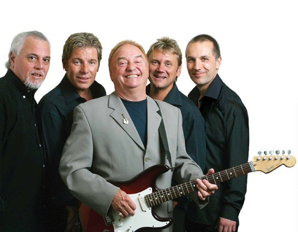 Gerry And The Pacemakers Tour Dates