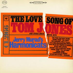 The Love Song of Tom Jones album