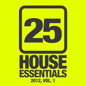 25 House Essentials 2012, Vol. 1 album