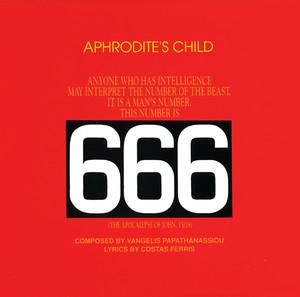 Aphrodite's Child, Demis Roussos Marie Jolie cover