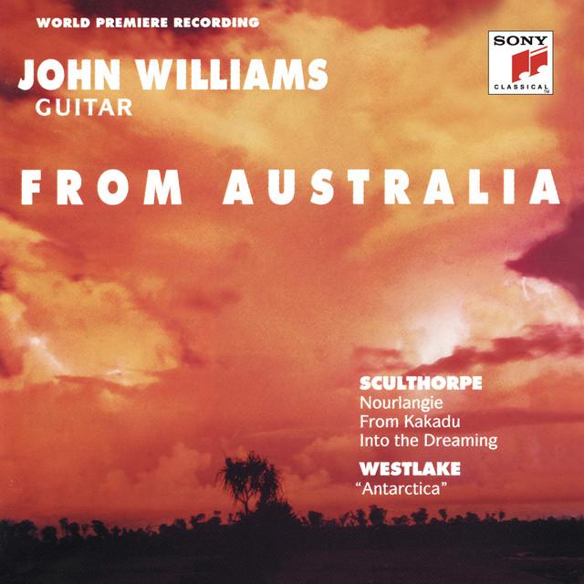 From Australia Albumcover
