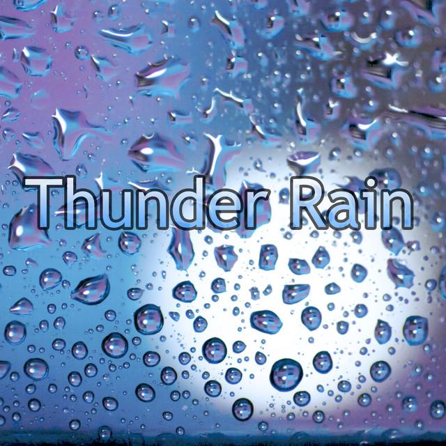 Thunder Rain Albumcover