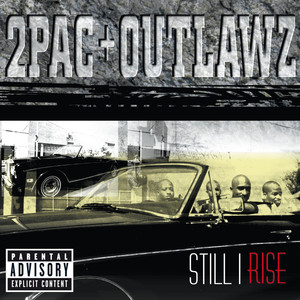 2Pac, Outlawz Letter to the President cover