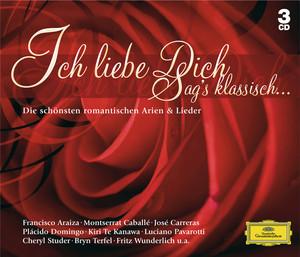 Ich liebe Dich: Ich sag's klassisch (Set) Albümü