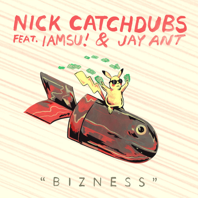 Bizness (feat. IAMSU! & Jay Ant)