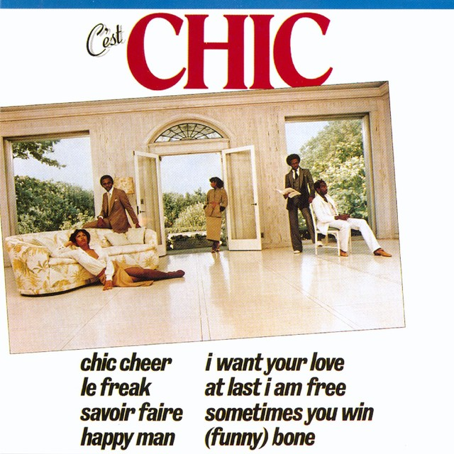 Chic I Want Your Love Sounds Like Daft Punk Get Lucky Feat - Songs like get lucky daft punk popular