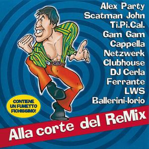 Alla Corte Del Re-Mix Albumcover