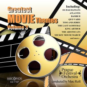Greatest Movie Themes, Vol. 3 Albumcover