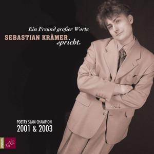 Ein Freund großer Worte - Sebastian Krämer spricht Audiobook