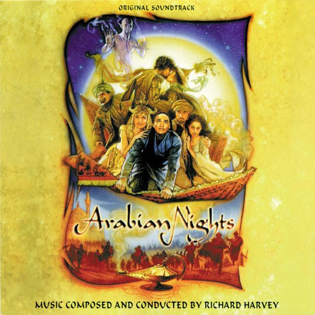 Dream Kitchen Hans Zimmer: Arabian Nights (Original Soundtrack) By Richard Harvey On
